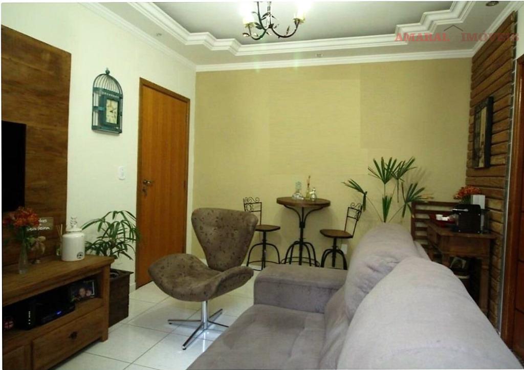 Apartamento residencial à venda, Jardim dos Calegaris, Paulínia.