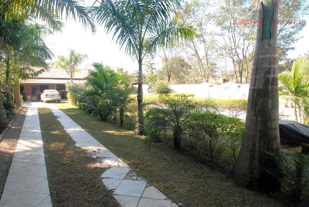 Chácara residencial à venda, Loteamento Chácaras Vale das Garças, Campinas.