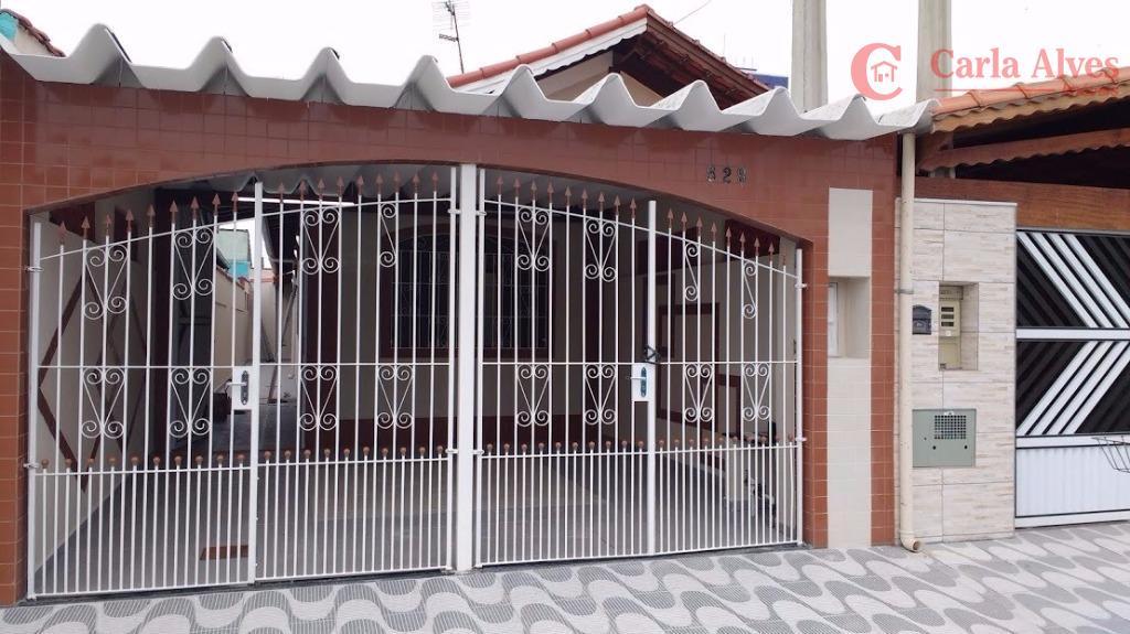Selecione residencial à venda, Vila Caiçara, Praia Grande.