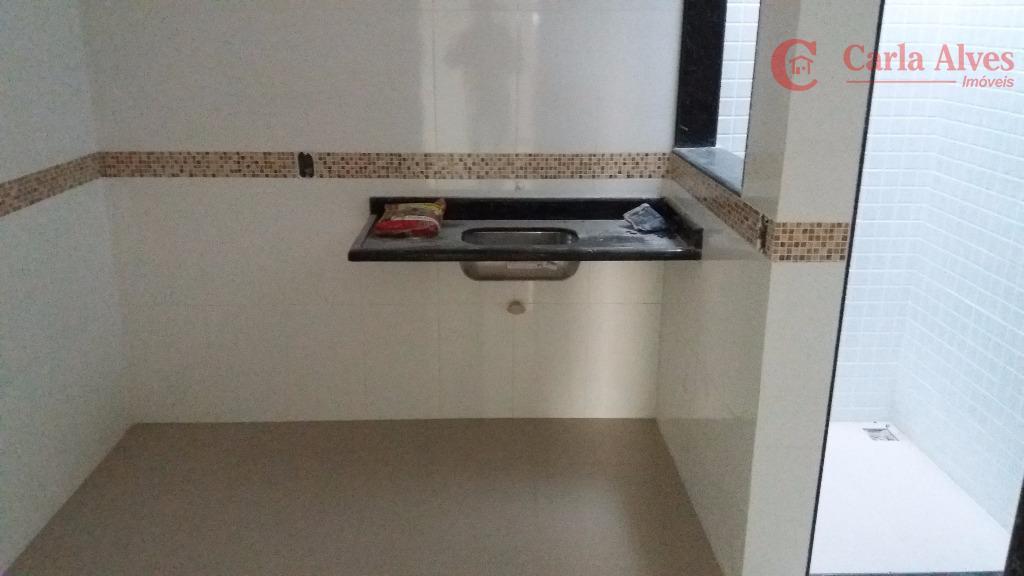 linda casa em condomínio com 2 dormitórios, sala, cozinha, banheiro, área de serviço, sacada, piso em...