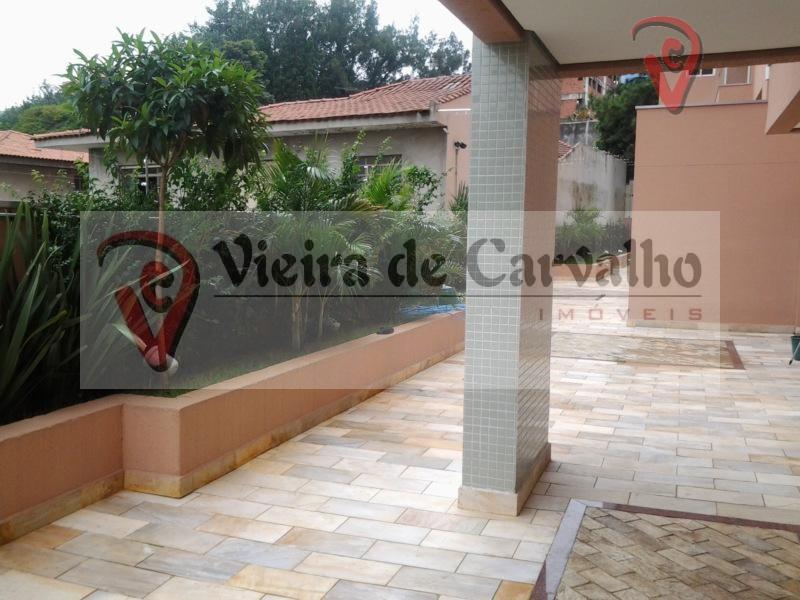 Apartamento  residencial à venda, Bairro Jardim, Santo André.