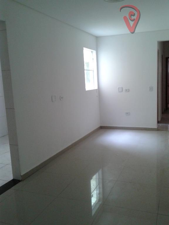 Apartamento  residencial à venda, sem condominio Vila Matarazzo, Santo André.