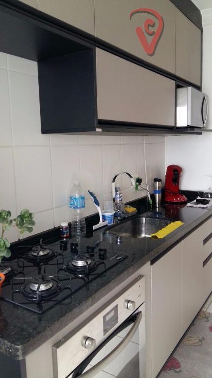 Apartamento residencial para locação, Suíço, São Bernardo do Campo - AP0379.