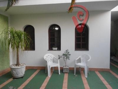 Sobrado  residencial à venda, Vila Alpina, Santo André.