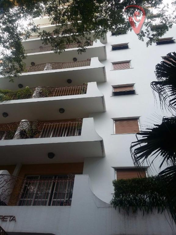 Apartamento residencial à venda, Vila Bastos, Santo André - AP0558.