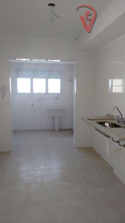 Apartamento residencial à venda, Vila Bastos, Santo André - AP0710.