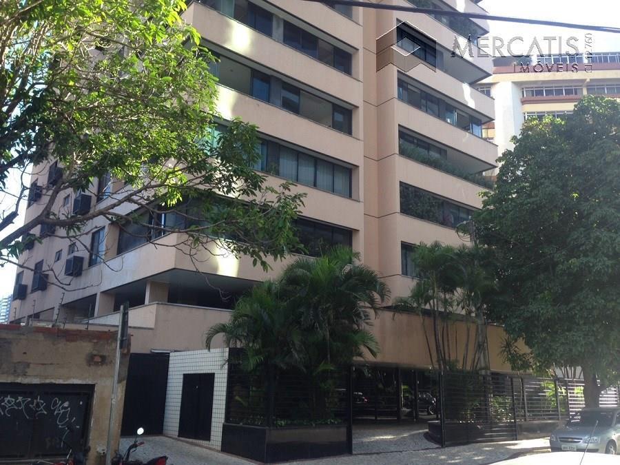 Apartamento à venda     Edifício Viena     Bairro Aldeota     Fortaleza (CE)  -
