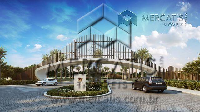 Terreno à venda   Condomínio Jardim das Dunas   Bairro Mangabeira   Eusébio (CE) -