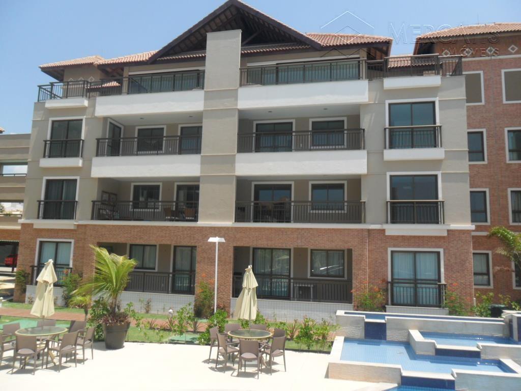 Cobertura residencial à venda, Porto das Dunas, Fortaleza.