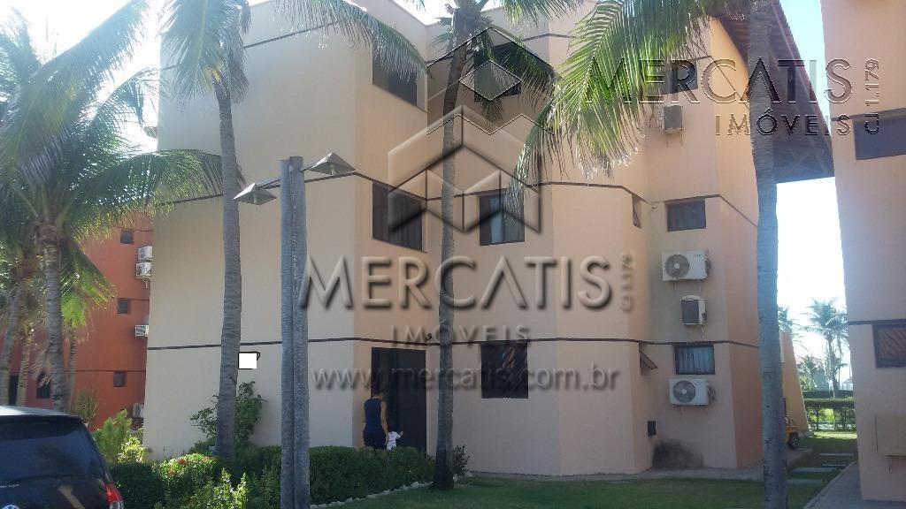 Apartamento temporada à venda, Porto das Dunas, Aquiraz.