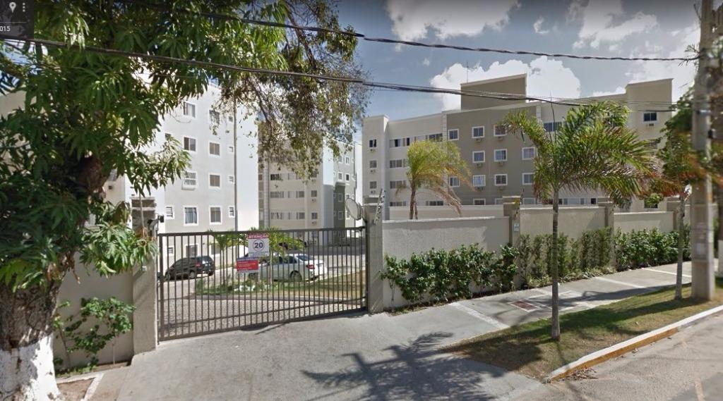 Apartamento à venda     Villagio Maraponga Condomínio Clube     Bairro Maraponga     Fortaleza (CE)  -