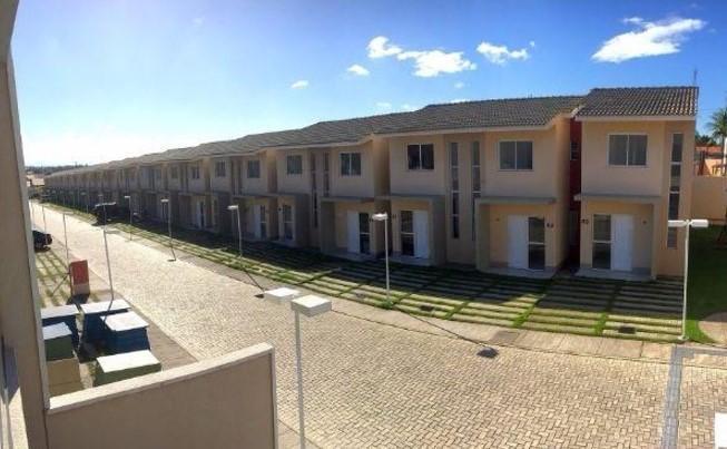 Casa Duplex à venda   Condomínio Magna Villares   Bairro Messejana   Fortaleza (CE) -