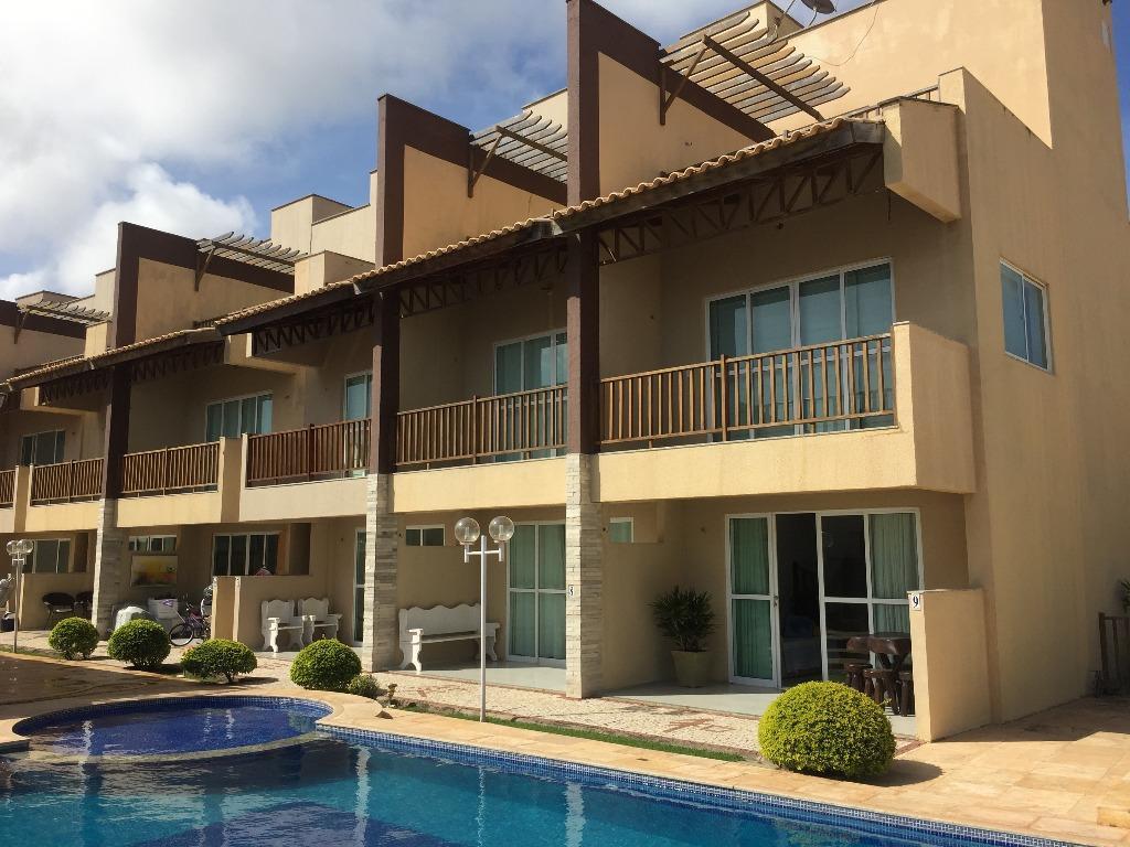 Casa Triplex à venda   Condomínio Tao Inn   Porto das Dunas   Aquiraz (CE) -