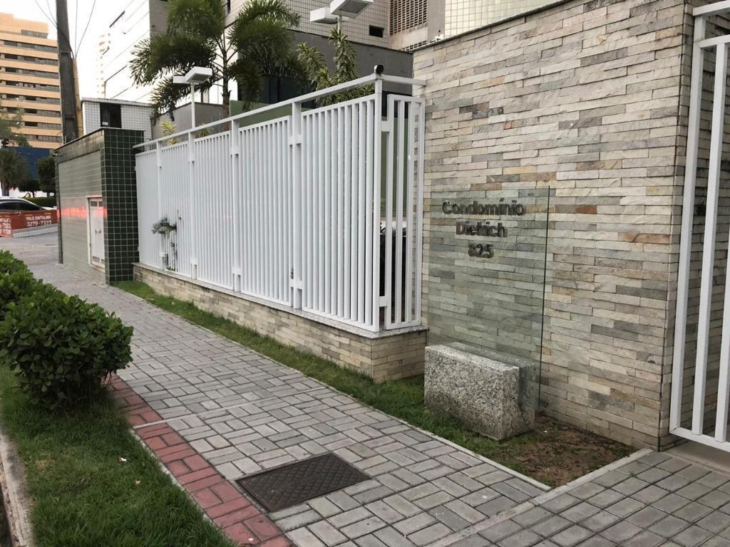 Apartamento à venda   Edifício Dietrich   Bairro Meireles   Fortaleza (CE) -