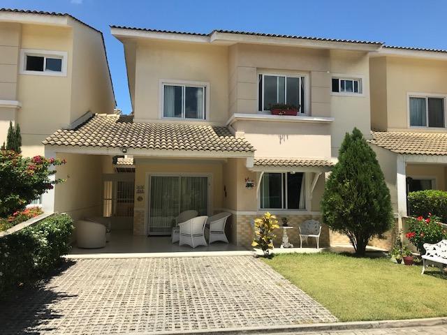 Casa Duplex    Village Jardins Condomínio   Bairro de Messejana   Fortaleza (CE) -