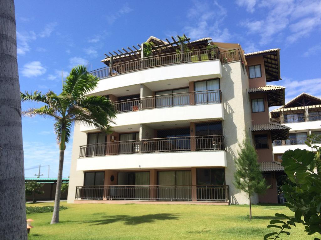 Apartamento Cobertura Duplex à venda   Condomínio Beach Place Resort Residence   Prainha   Aquiraz (CE) -