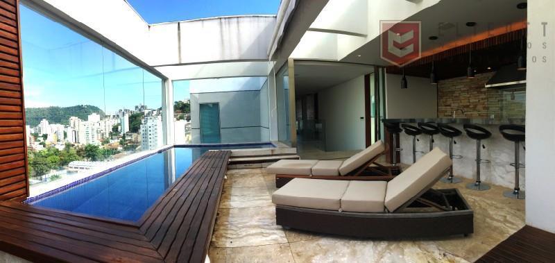 Cobertura residencial à venda, Bom Pastor, Juiz de Fora.