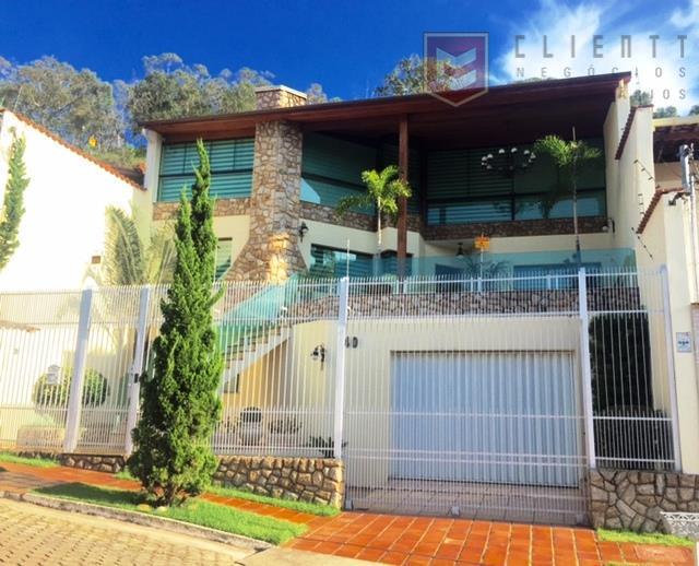 Casa residencial à venda, Quintas das Avenidas, Juiz de Fora.