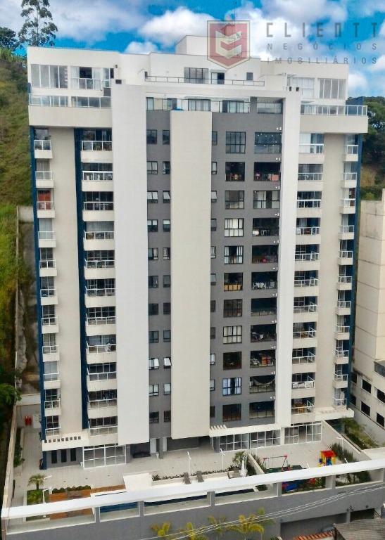 Apartamento residencial à venda, Bom Pastor, Juiz de Fora.