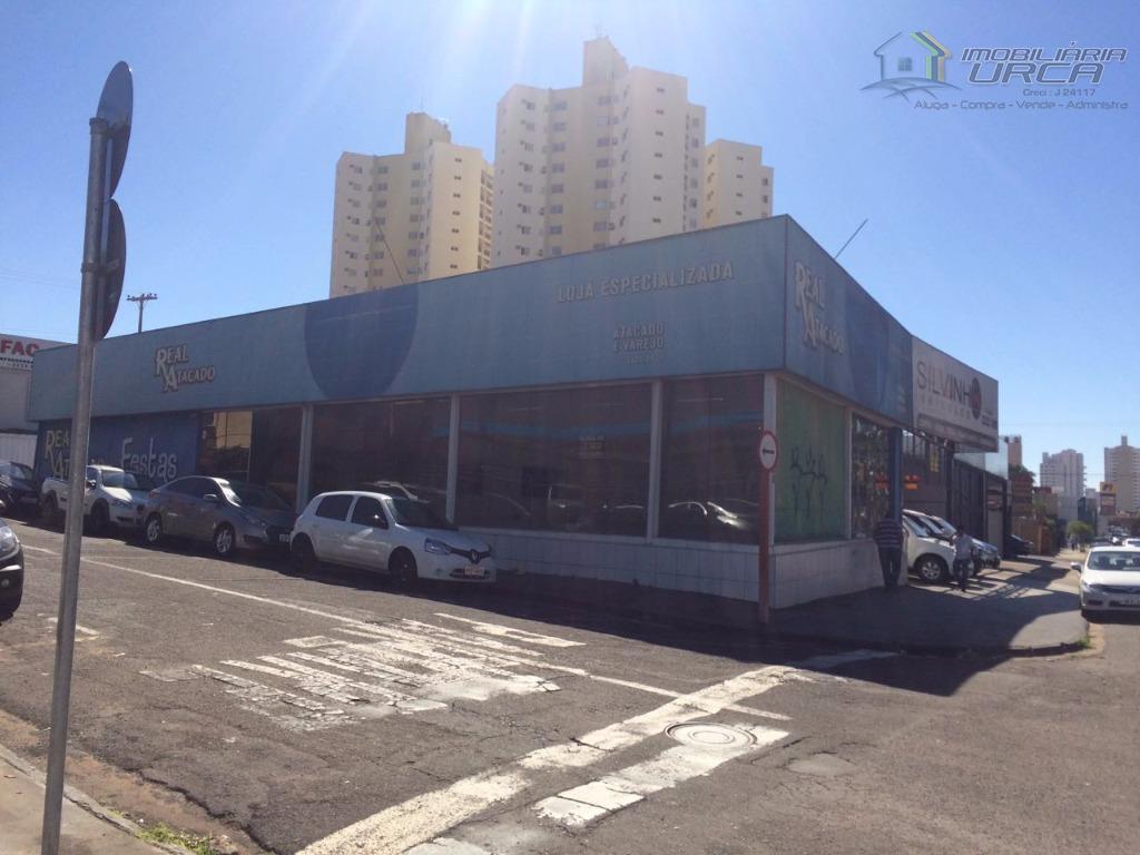 Salão comercial para venda e locação, Boa Vista, São José do Rio Preto.
