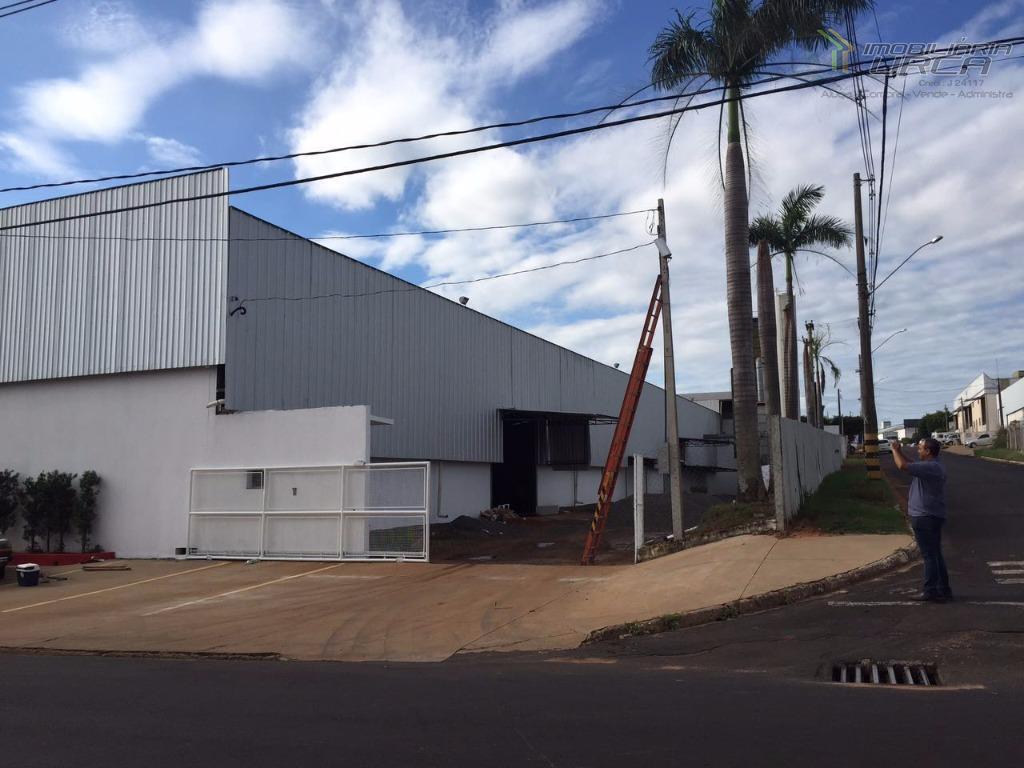 Barracão comercial à venda, Jataí de Baixo, Tanabi.