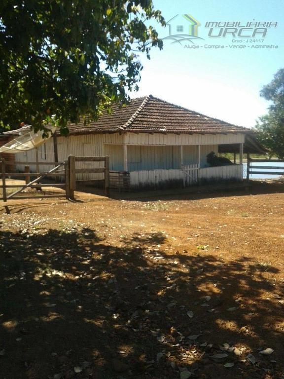Fazenda rural à venda, Centro, Mundo Novo.