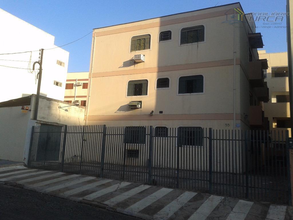 Apartamento residencial à venda, Jardim Panorama, São José do Rio Preto.