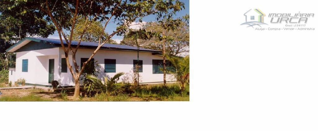 Fazenda rural à venda, Centro, Manaus.