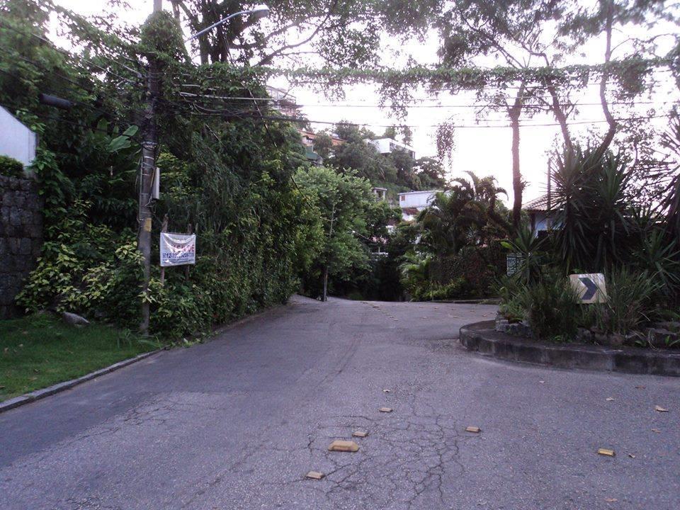 Terreno residencial à venda, Joá, Rio de Janeiro.