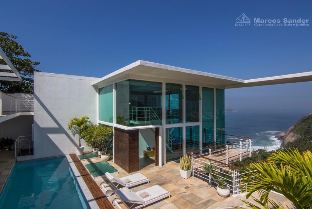 Casa residencial à venda, Joá, Rio de Janeiro.