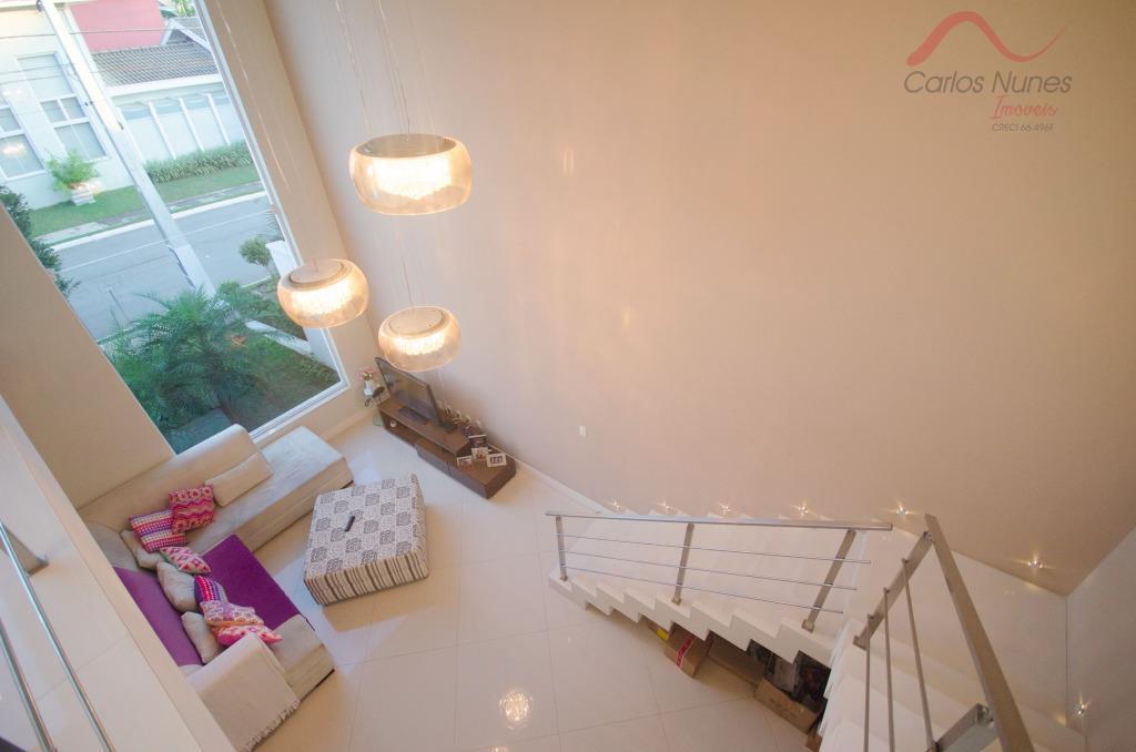 Sobrado em Condomínio residencial à venda, Residencial Jatobá, Tremembé.