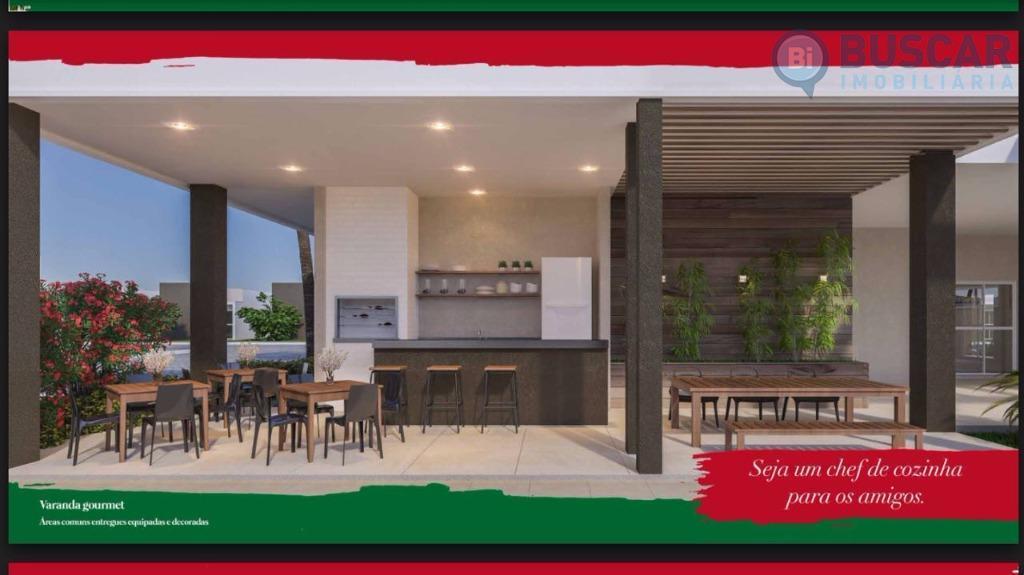 Casa à venda, 56 m² por R$ 146.990,00 - Sim - Feira de Santana/BA