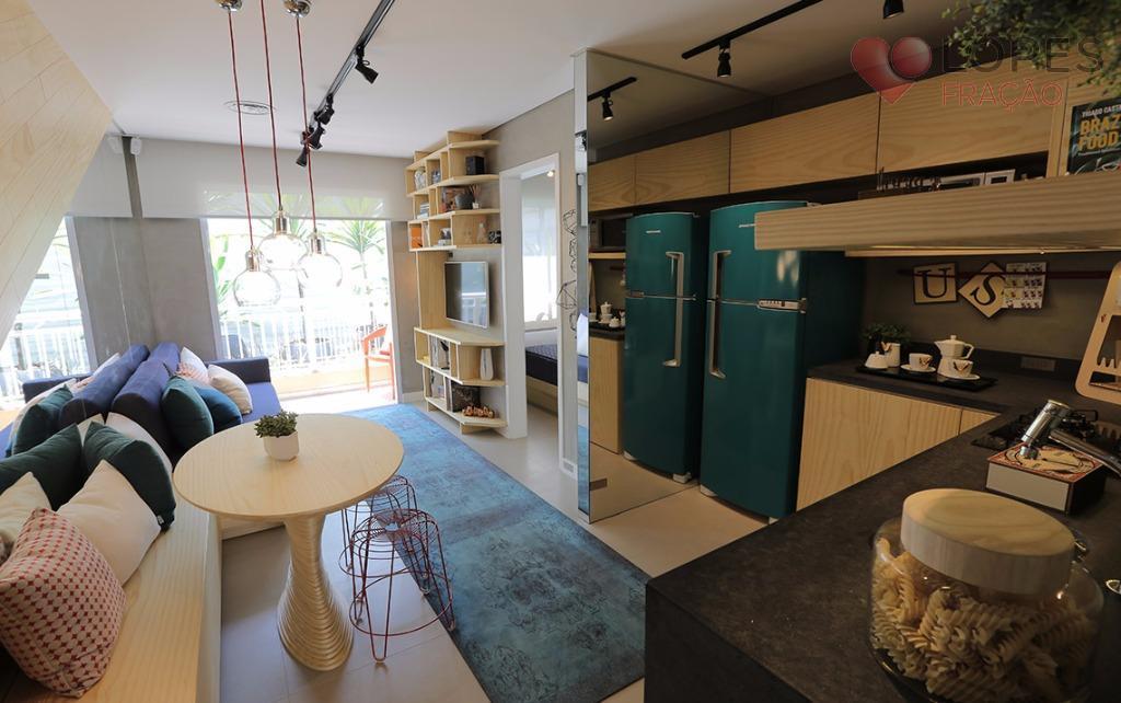 Apartamento residencial à venda, Brás, São Paulo - AP0470.