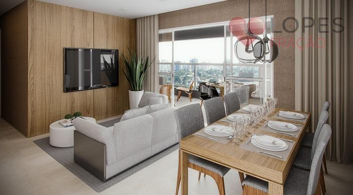 Apartamento residencial à venda, Tatuapé, São Paulo - AP0862.