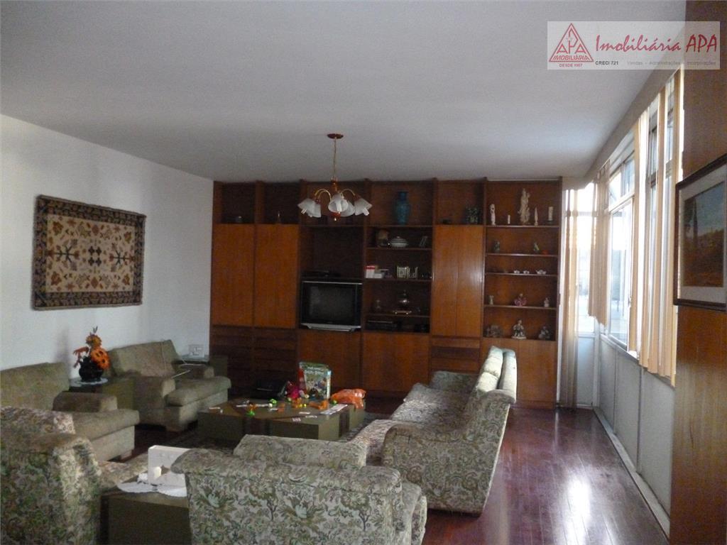 Apartamento  residencial à venda, Higienópolis, São Paulo.