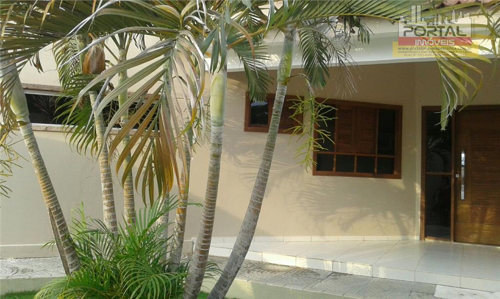 Casa  residencial à venda, Condomínio Portal das Águas, Petrolina.