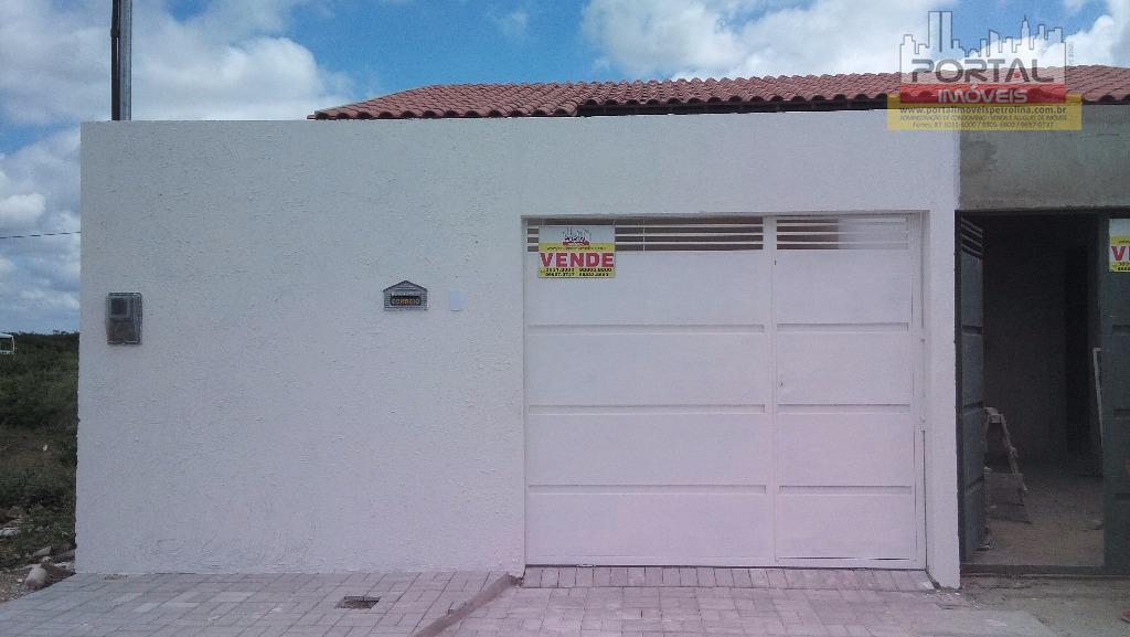 Casa  residencial à venda, COHAB VI, Petrolina.