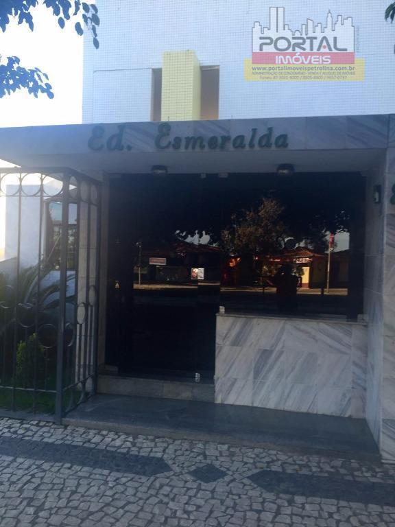 Apartamento para locação, Edifício Esmeralda,Orla, Petrolina.