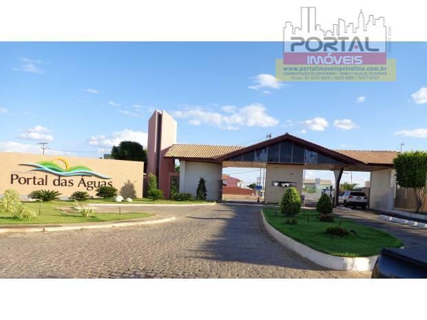 Casa residencial para locação, Condomínio Portal das Águas, Petrolina.