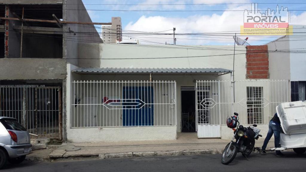 Casa comercial à venda, Centro, Petrolina - CA0112.