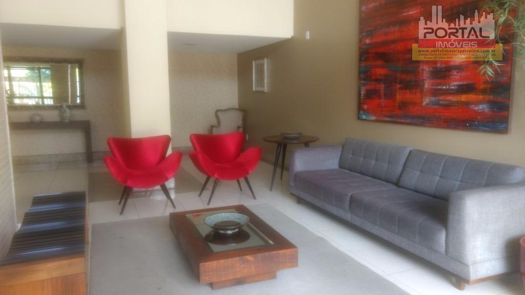 Apartamento residencial à venda, Centro, Petrolina.