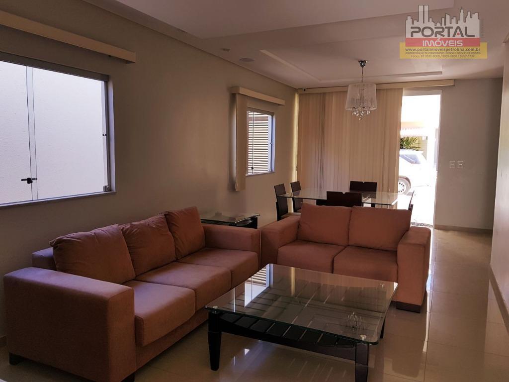 Casa residencial à venda, Condominio Sol Nascente, Petrolina.