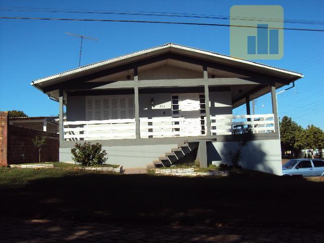 Casa Residencial de 02 pavimentos | Piscina e quiosque | À venda - B. Ioris, Não-Me-Toque.