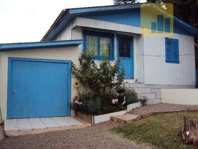 Casa Residencial em Madeira - À venda, Ioris, Não-Me-Toque.