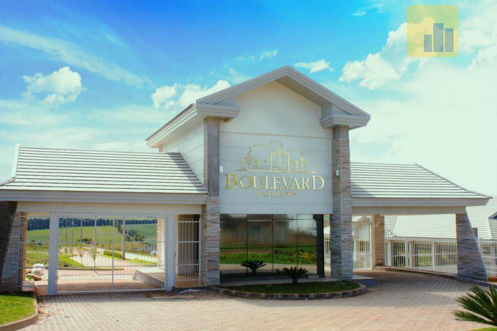 Terreno Condomínio Boulevard com 450m², a partir de R$:152.000,00, Loef, Carazinho/RS