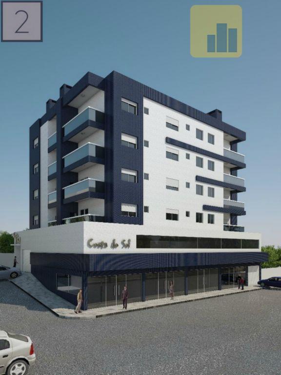 Apartamento  2 dormitórios com suíte, Costa do sol à venda, Centro, Não-Me-Toque.