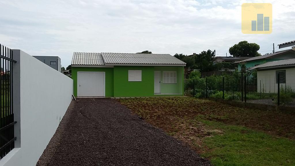 Casa com 2 dormitórios à venda, 101 m² por R$ 250.000 - Santo Antônio - Não-Me-Toque/RS
