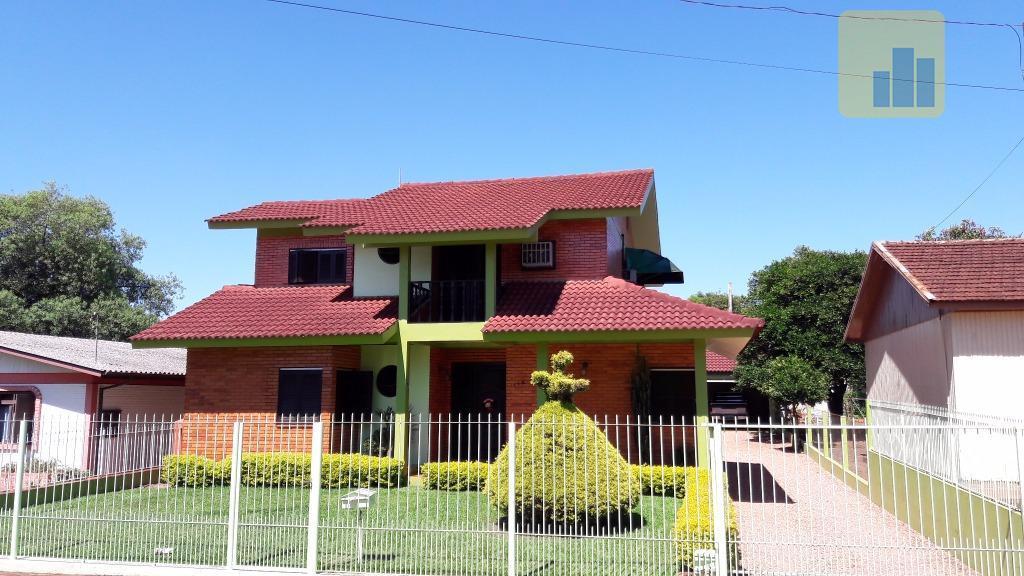 Casa com 4 dormitórios à venda, 279 m² por R$ 850.000 - Boa Vista - Não-Me-Toque/RS