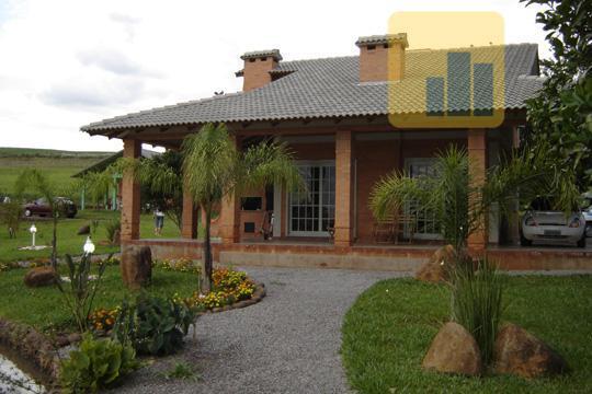 Casa com 3 dormitórios para alugar, 100 m² por R$ 13.000/dia - Zona Rural - Não-Me-Toque/RS