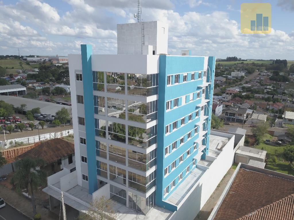 Apartamento com 2 dormitórios à venda, 93 m² por R$ 410.000,00 - Centro - Não-Me-Toque/RS